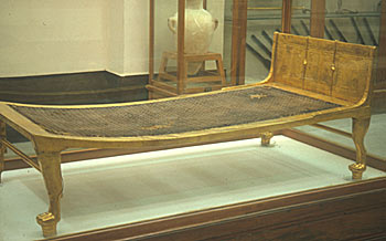 King Tut's bed – Thirty Things You Didn't Know About Beds ...