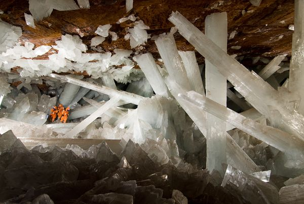 Giant Crystal Caves