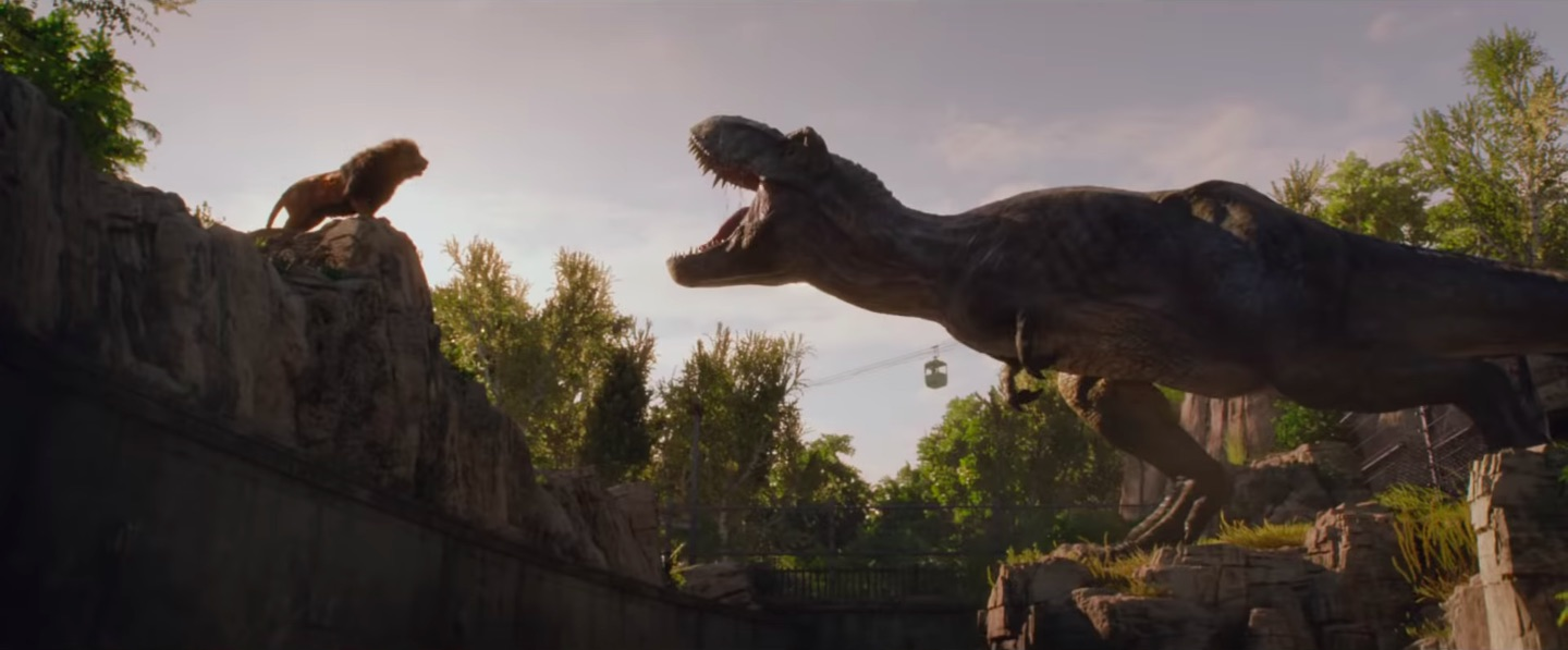 Jurassic World Fallen Kingdom TV Spot Takes Us off the Island