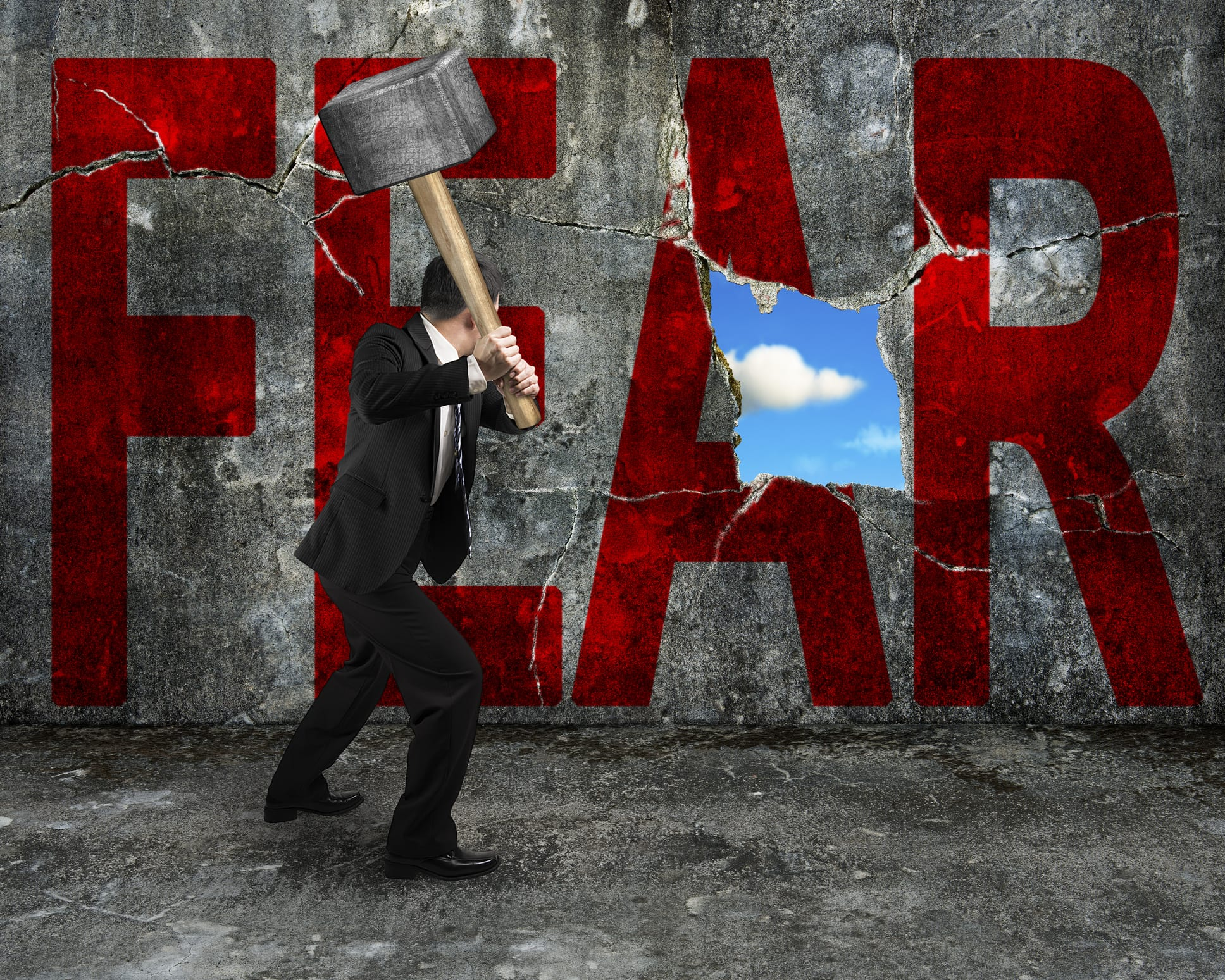 How to Overcome the Fear of Failure - Small Business Bonfire