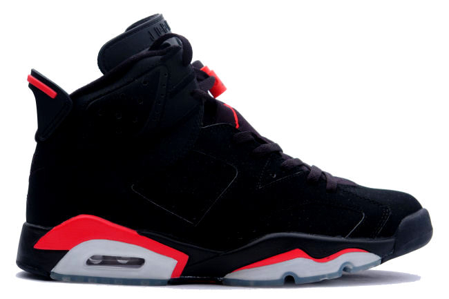Air Jordan VI (6) Infrared Package - Releasing June 2010 ...