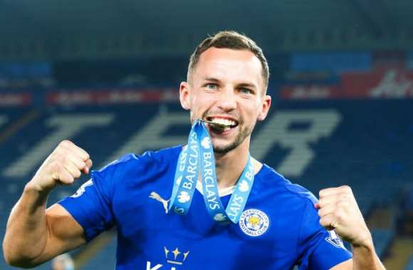 Il 28-anni, 178 cm alto Danny Drinkwater in 2018 photo