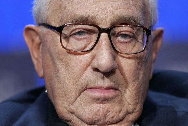 Debacle, Inc.: How Henry Kissinger helped disorder the ...