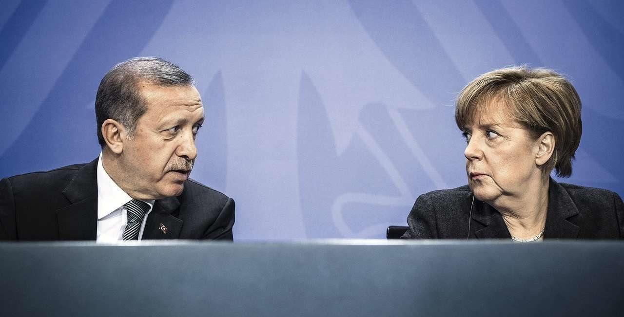 Merkel, Erdogan agree U.N. process for Libya should be bolstered…