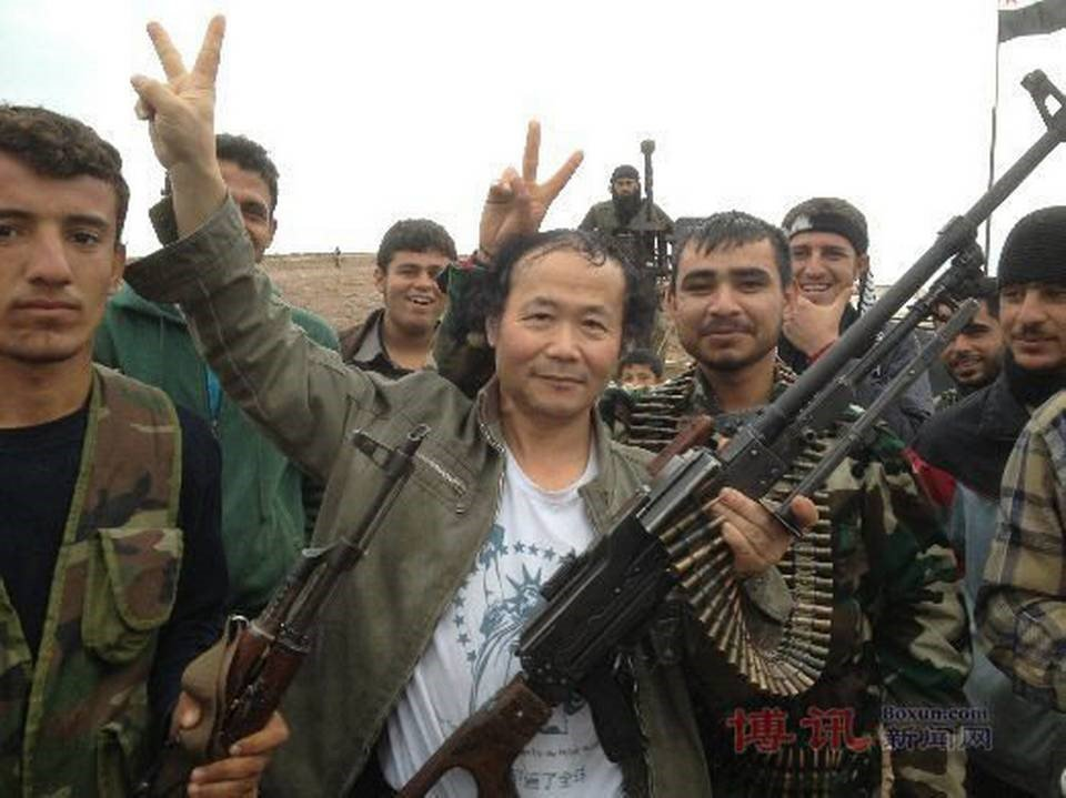 The Chinese Uyghur Jihadist Army Sent to Syria via Turkey ...