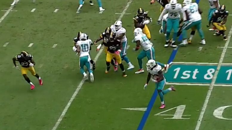Report: Dolphins RB Jay Ajayi Needed X-Rays Following Loss To Patriots ...