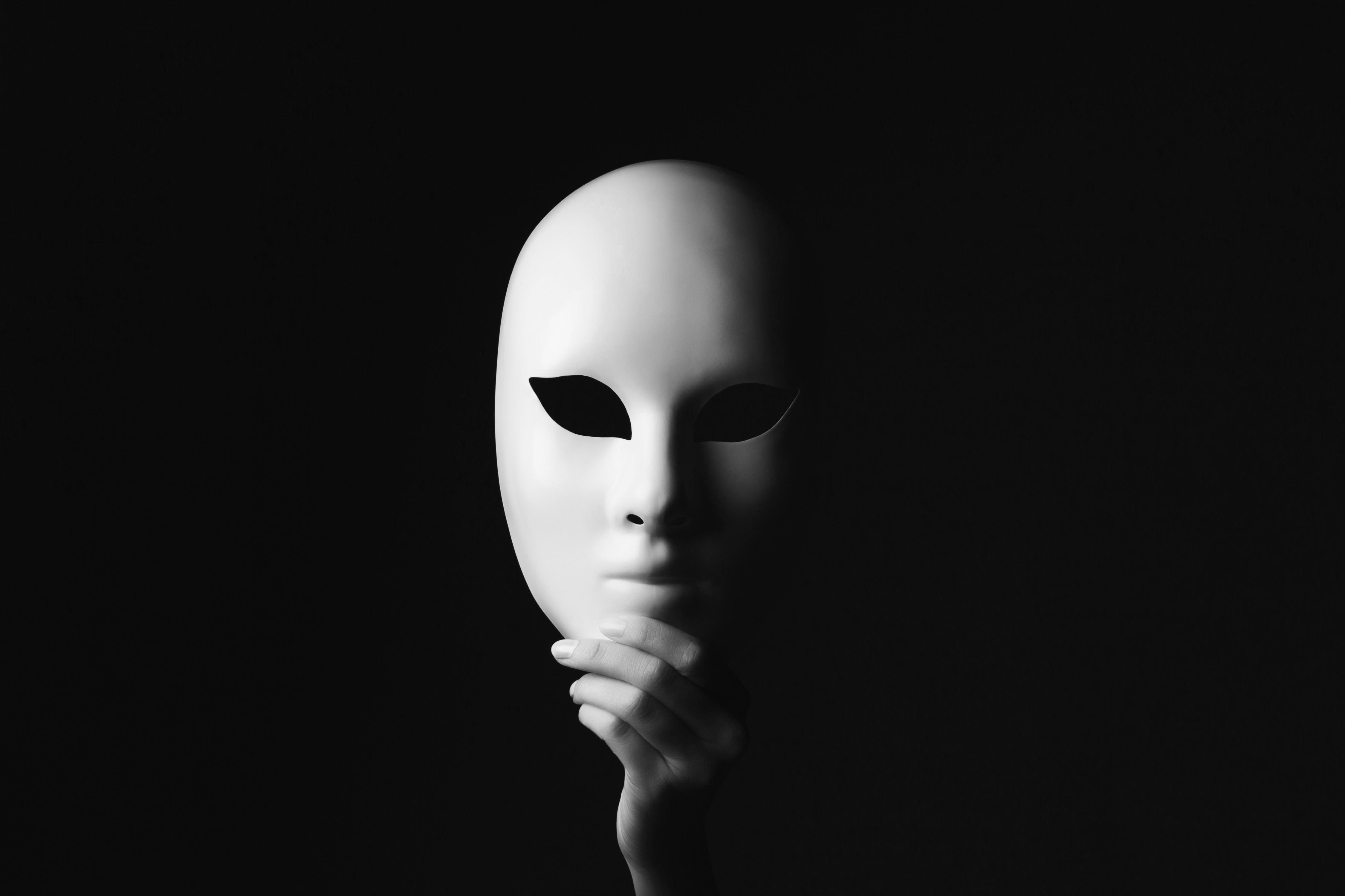 The Masks We Wear | Steven & Alexandra Cohen Foundation