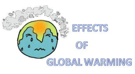 Possible Effects of Global Warming | Swiftutors.com