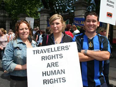 Irish Travellers do not see eye to eye with the Police ...