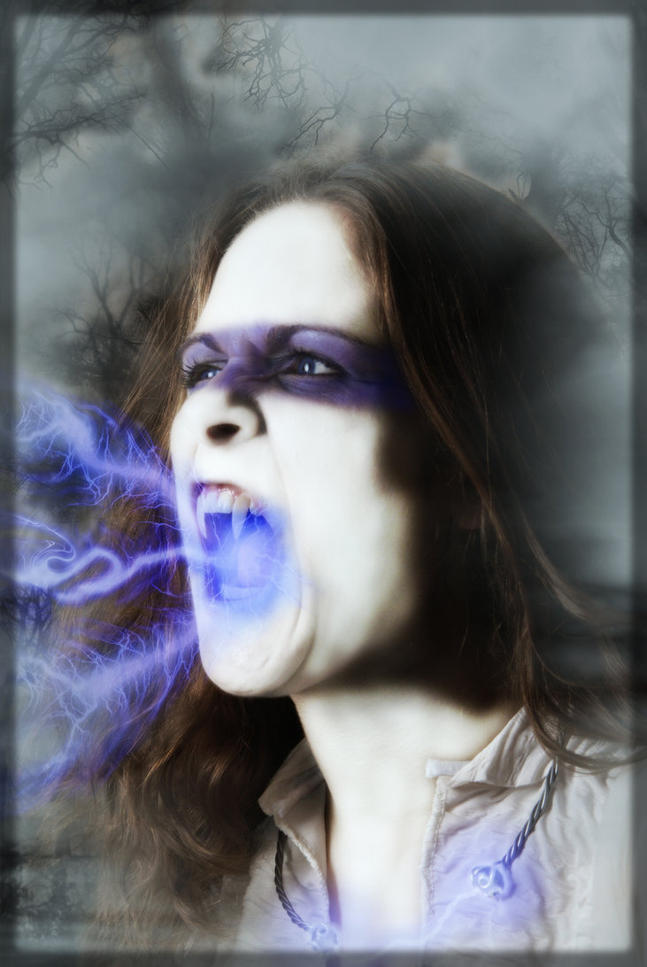What To Do When A Psychic Vampire Attacks! - by Tana Hoy