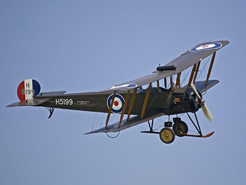 AVRO 504 | Tangmere Museum