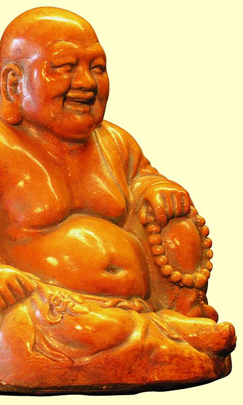 big belly Buddha