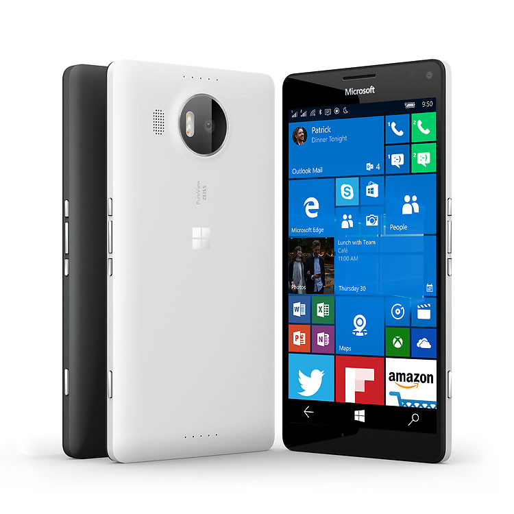 Microsoft Lumia 950 and 950 XL launched in India ...