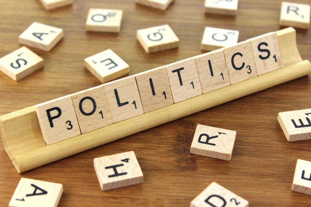 Politics - Wooden Tile Images