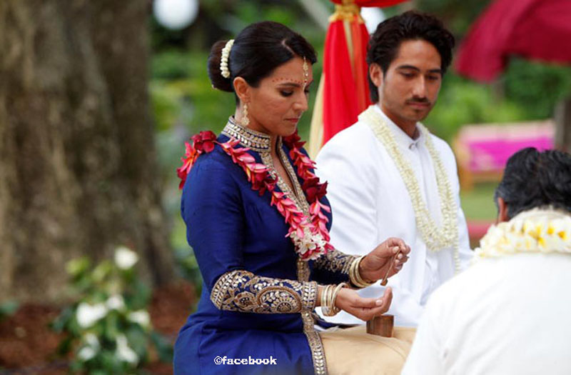 Tulsi Gabbard weds Abraham Williams in Hindu ceremony