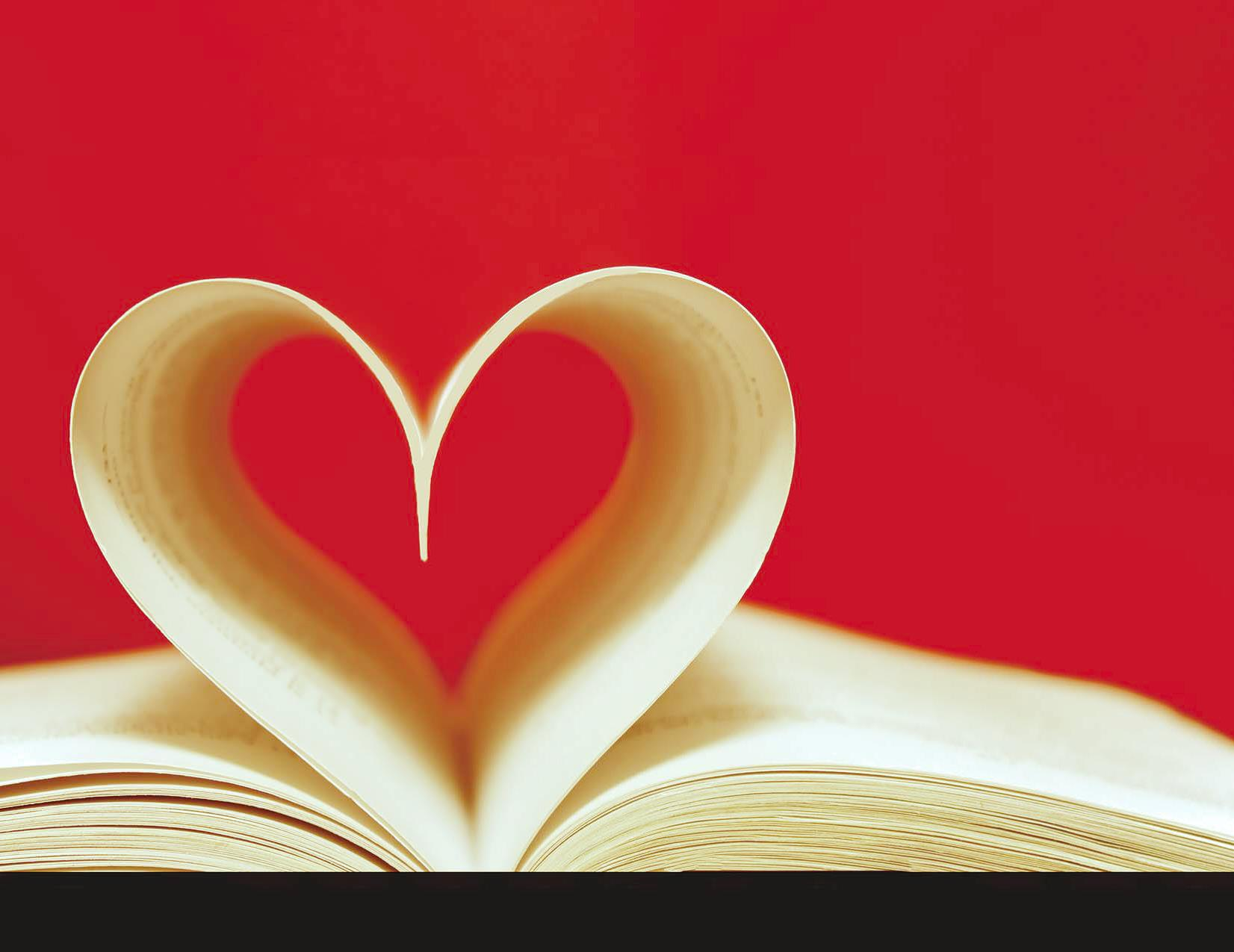... Library Sale: Just in Time for Valentine's Day - The Duster Today