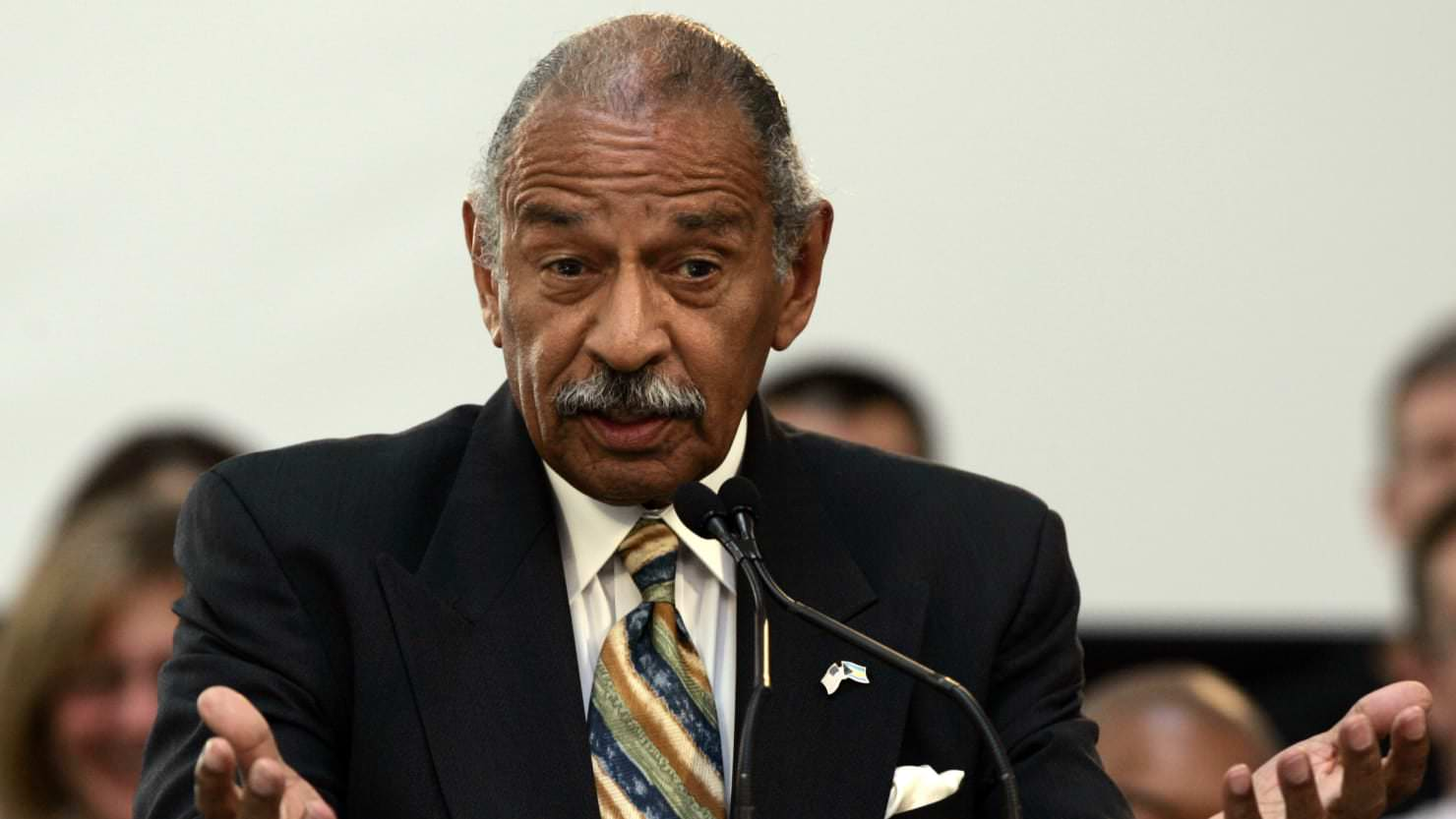 Democrat Rep John Conyers Gets SAVAGED on Twitter Following Sexual ...