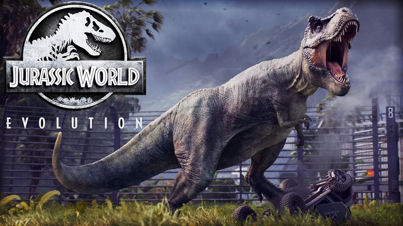 Jurassic World Evolution Review | The Gosu Crew: Home