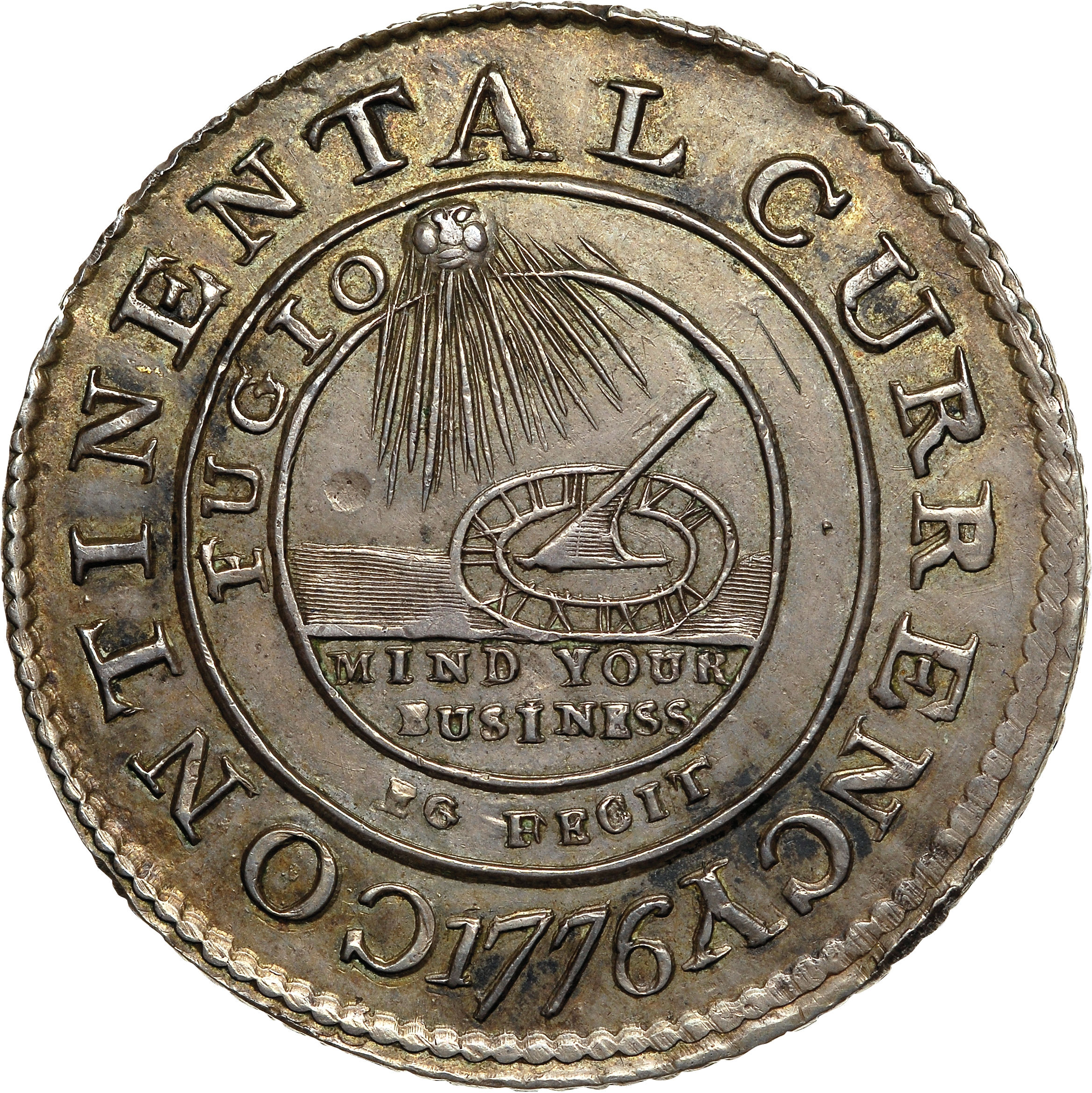 The History Blog » Blog Archive » Continental Currency ...
