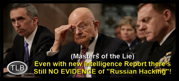 "New Intelligence Report … Still NO EVIDENCE of ""Russian ..."