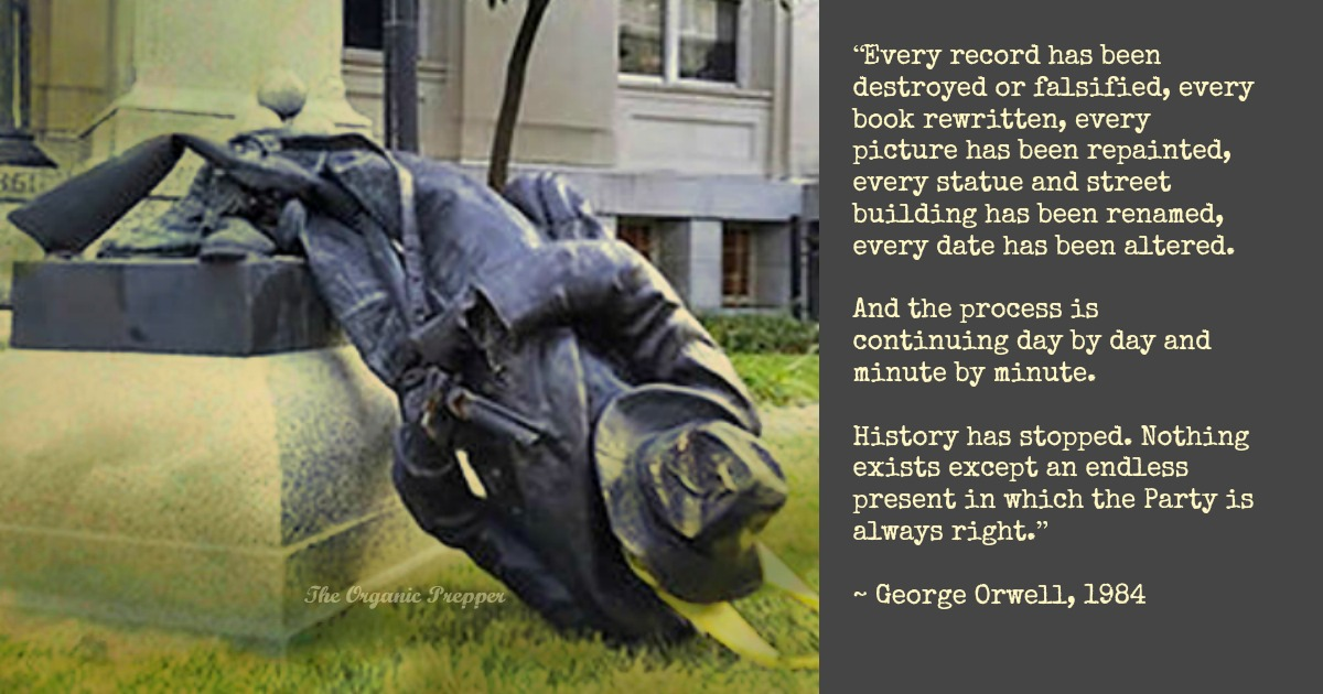 How Can We Learn From The Past If We Erase History ...