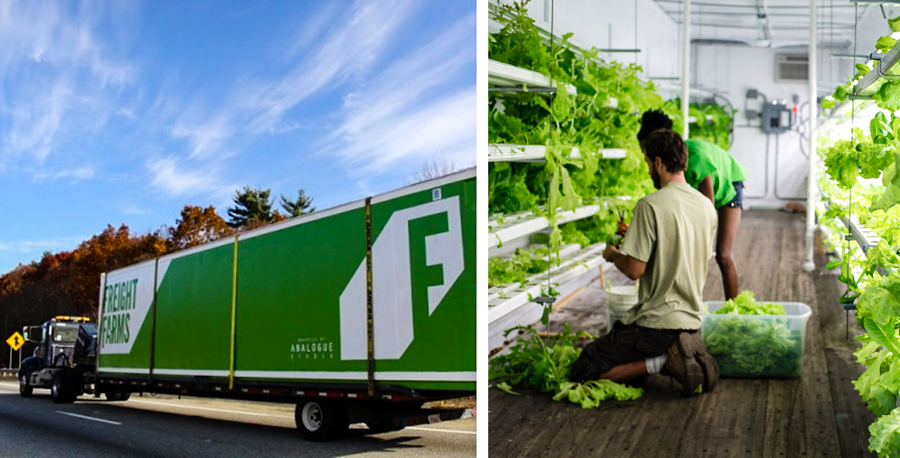 Freight Farms are the portable, weather-proof future of food supply