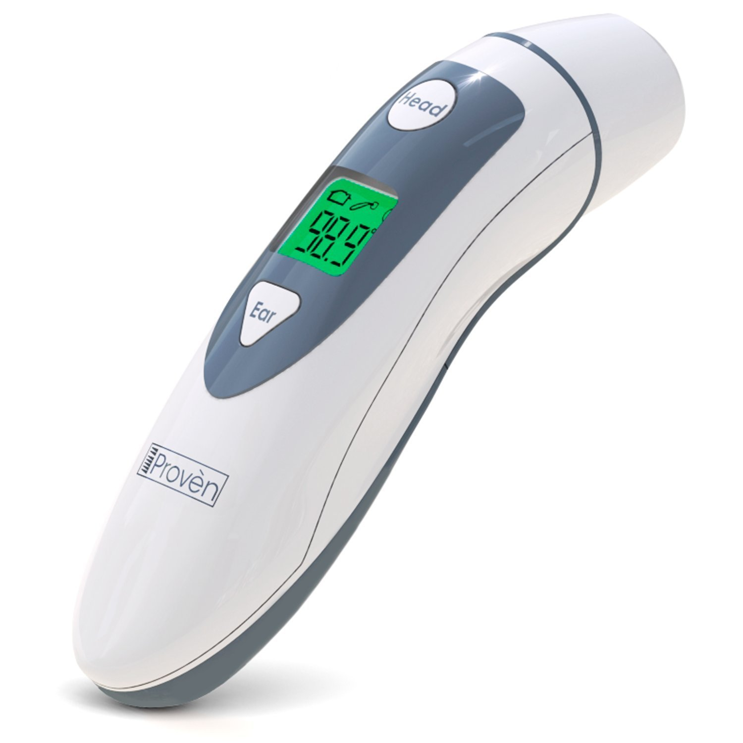 Iproven Forehead Thermometer DMT-489 Review - Thermometer ...