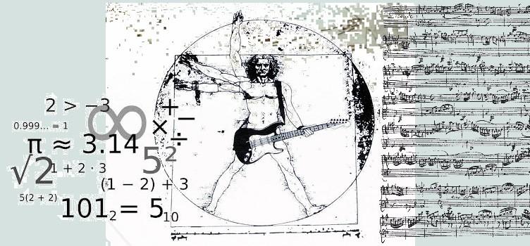 Guitar and Math