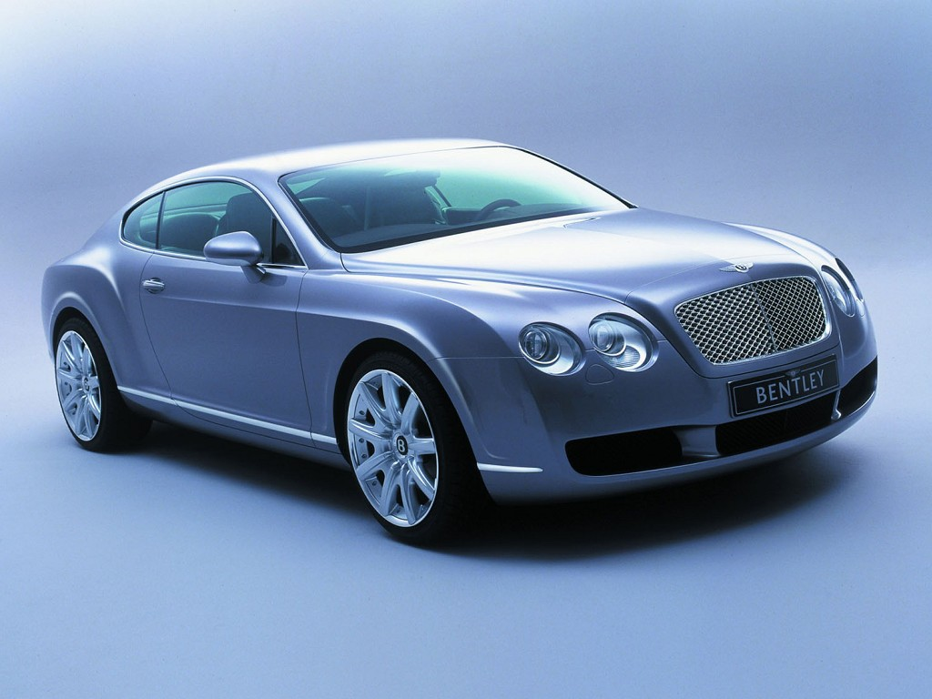 Bentley Continental GT - Bentley eyes record sales on Continental GT demand