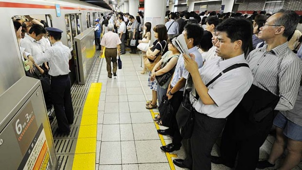 Sorry for the one minute delay: why Tokyo's trains rule