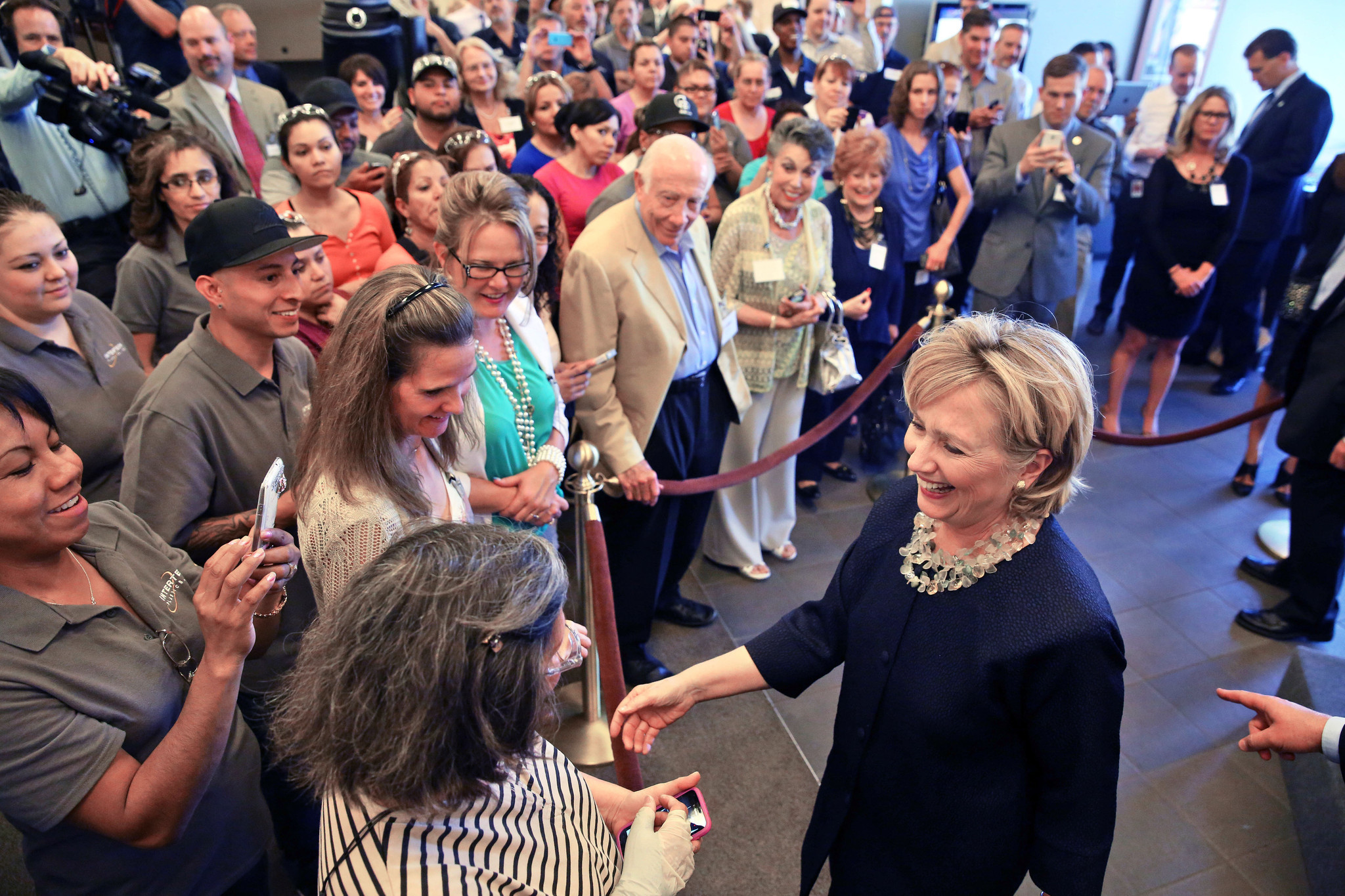 How to get Hillary Rodham Clinton to sign her book for you ...