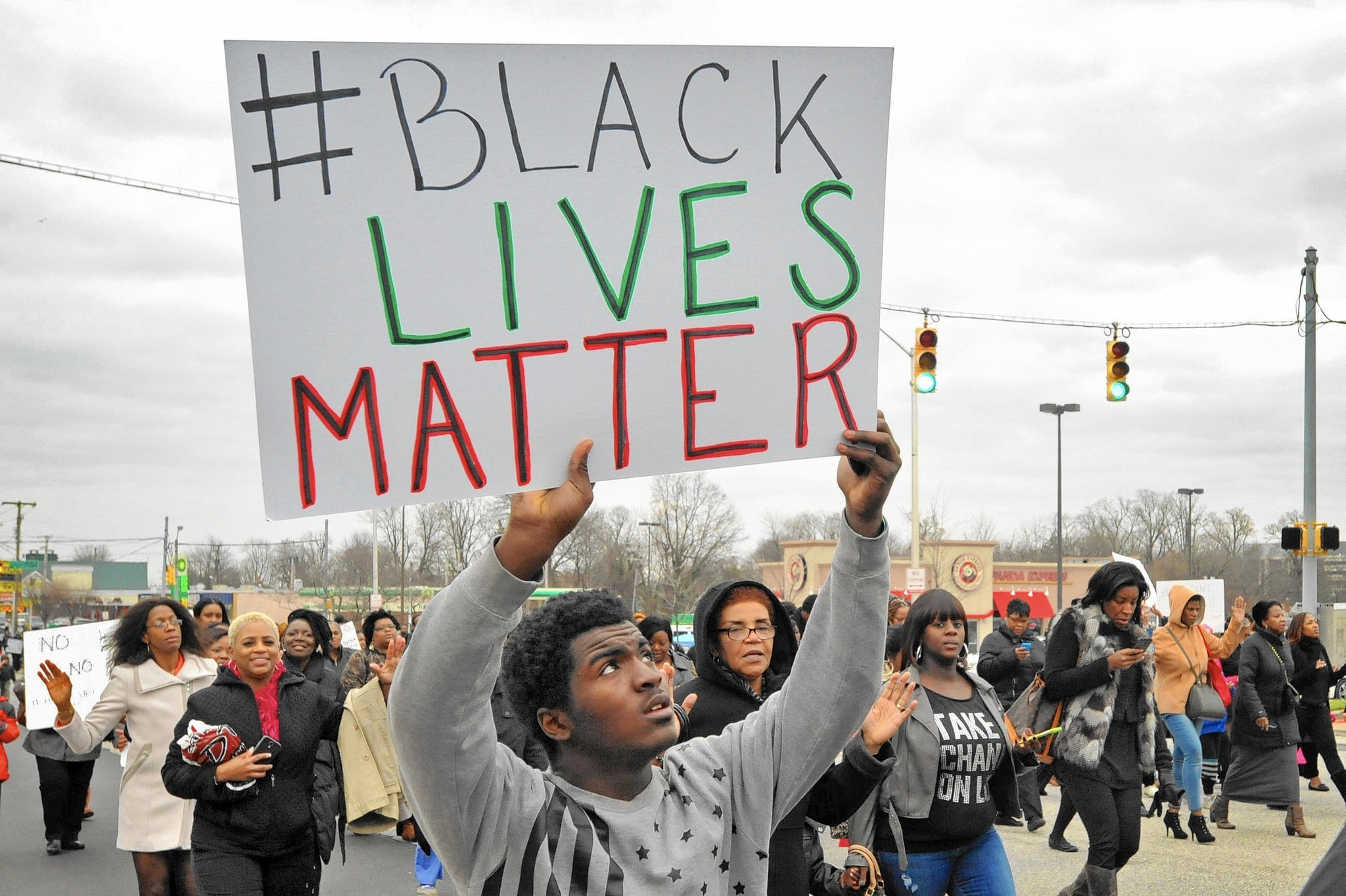 Why black lives matter to a white guy - Baltimore Sun