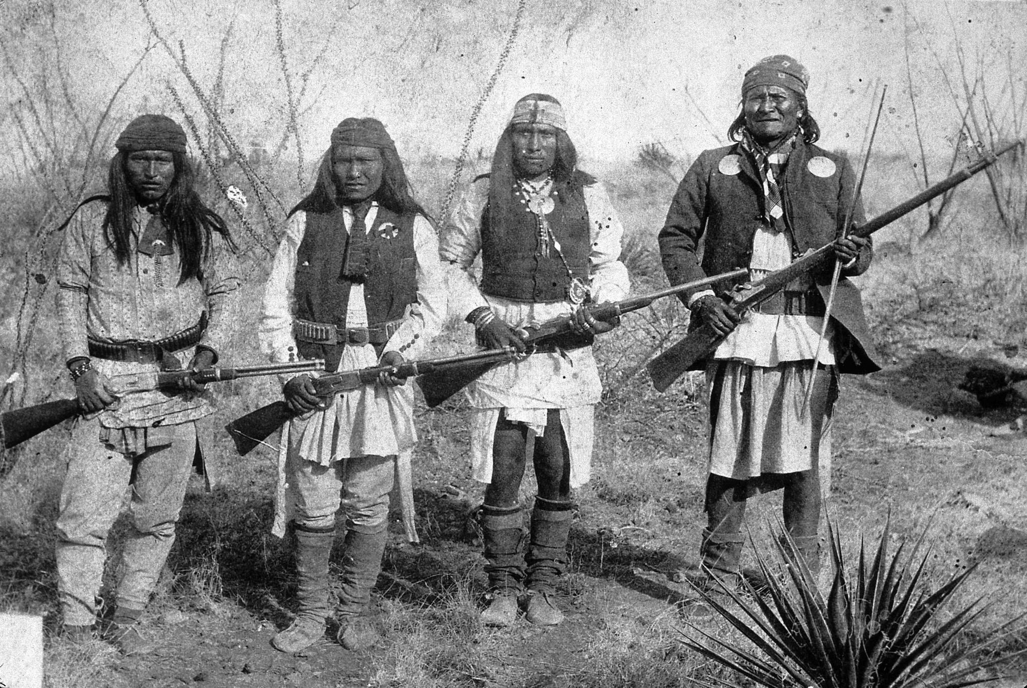 'The Apache Wars' gives history of forgotten conflict ...