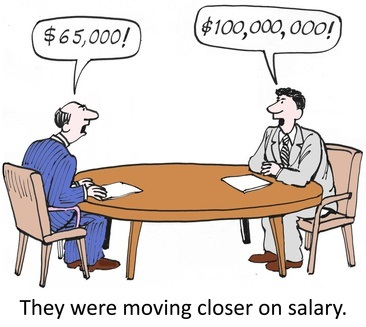 ... pay raise at your current company, negotiating salary is never easy