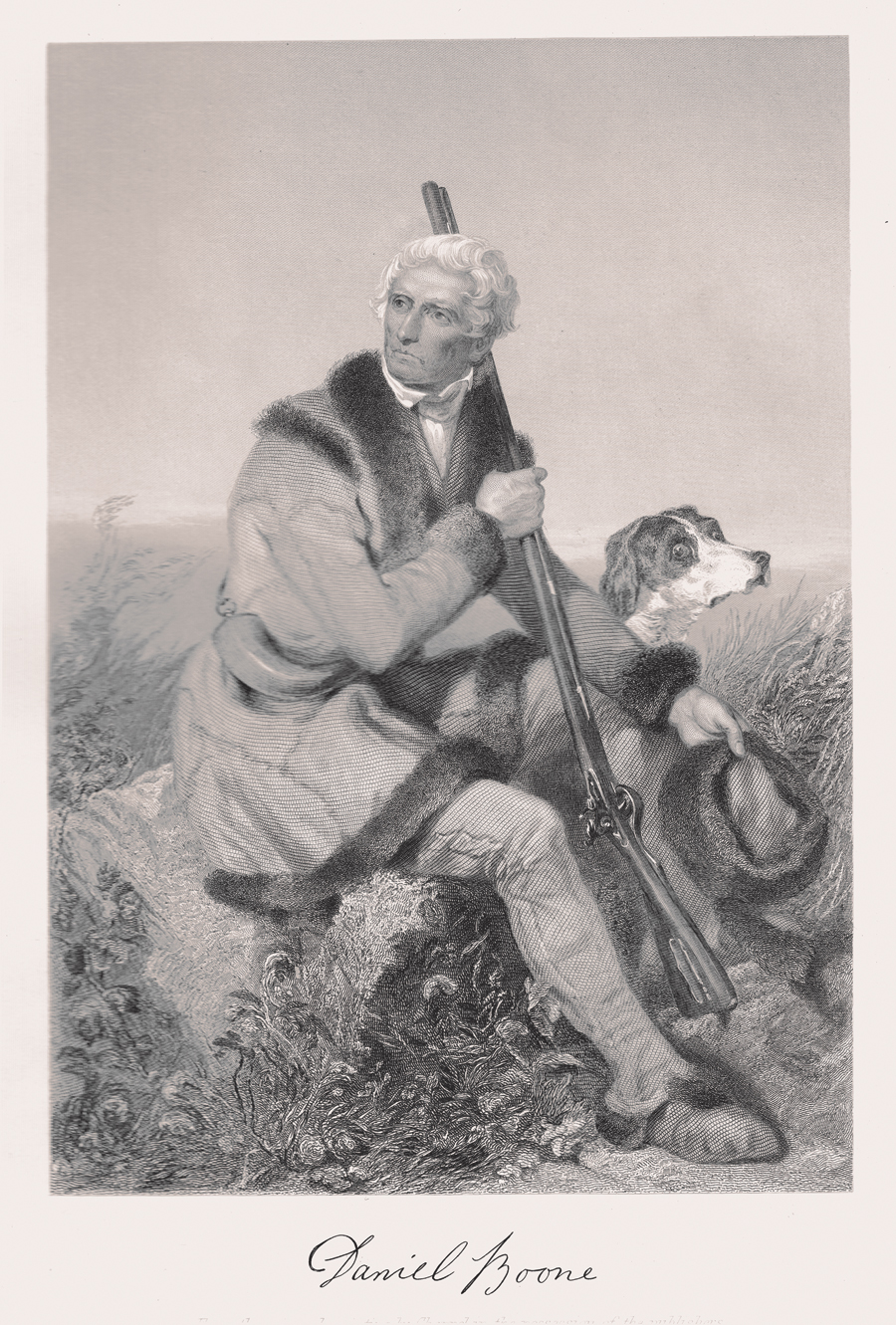 Daniel Boone: Passing the Torch - True West Magazine