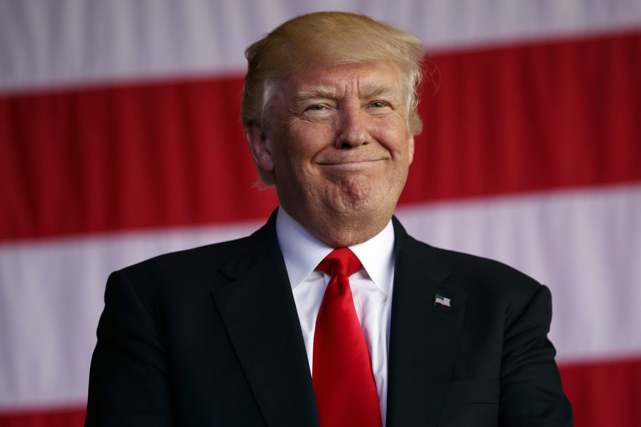 Donald Trump plans tax reduction, says cuts will be ...