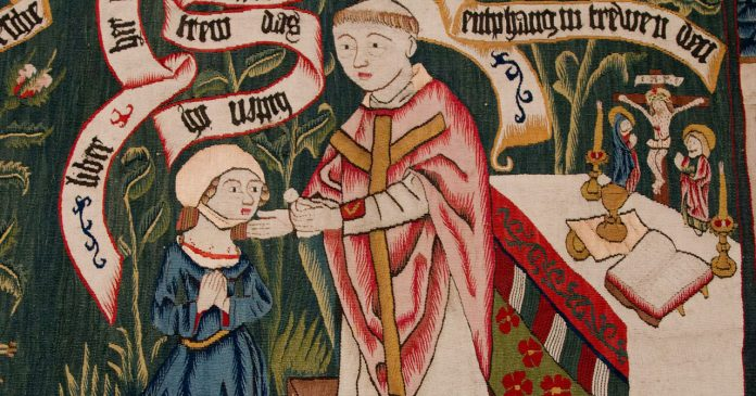 What Was Catholic Mass Like In The Middle Ages? This Video ...