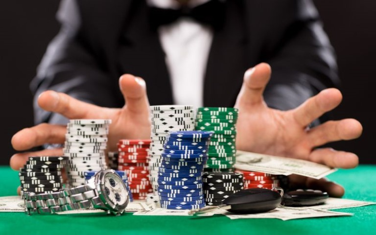 """The Art of Going """"All-In"""" - Online Poker Guide"""