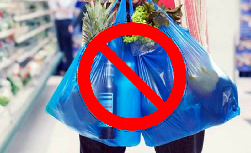 Banned: New York sends plastic bags packing. Introduces a plastic bag ban on Sunday…