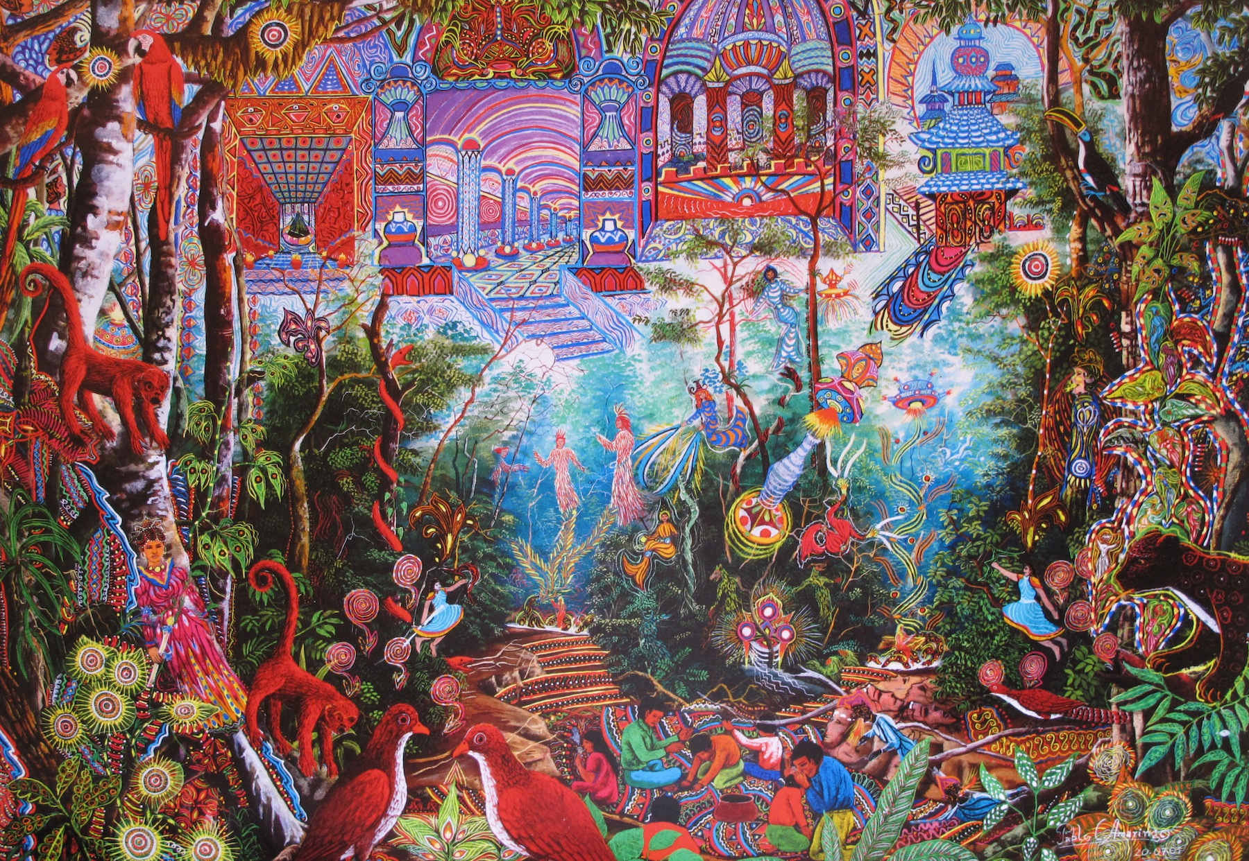 Ayahuasca - The Vine of the Soul