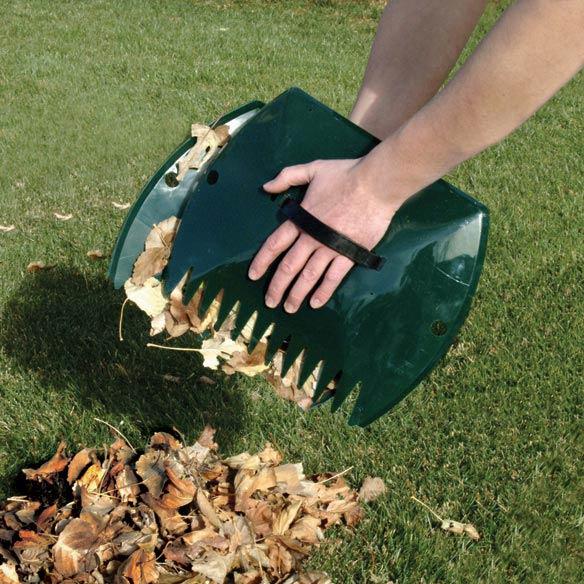 Leaf Pick-Up Mitts