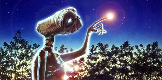 E.T. THE EXTRA-TERRESTRIAL Back in Theaters October 3rd ...
