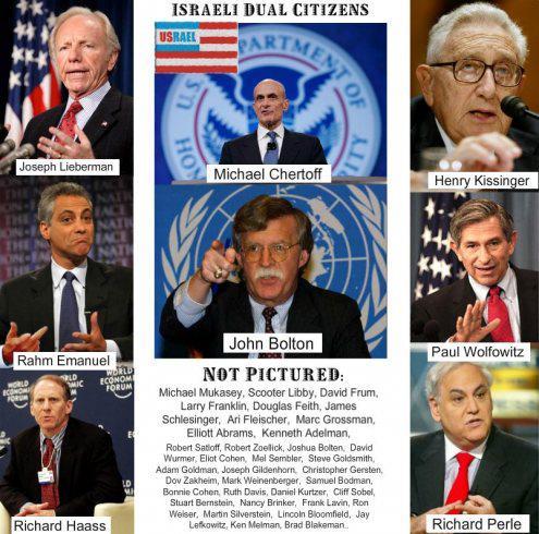 Dual US / Israeli Citizens Runni