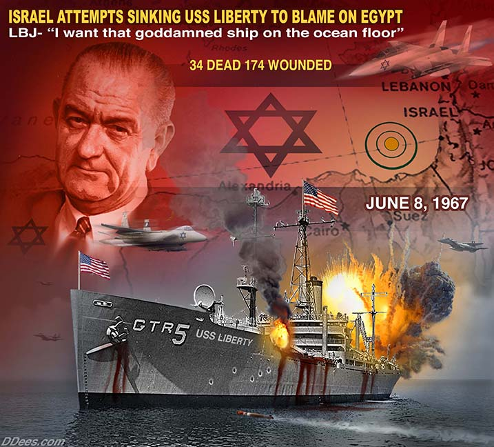The Attack on the USS Liberty