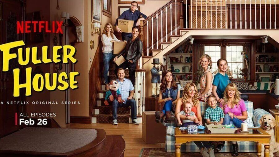 Fuller House - Season 1 Launch Guide - Whats On Netflix