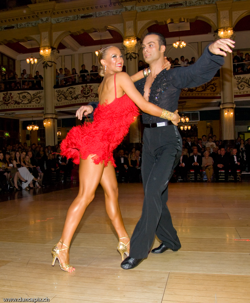 Samba - Encyclopedia of DanceSport