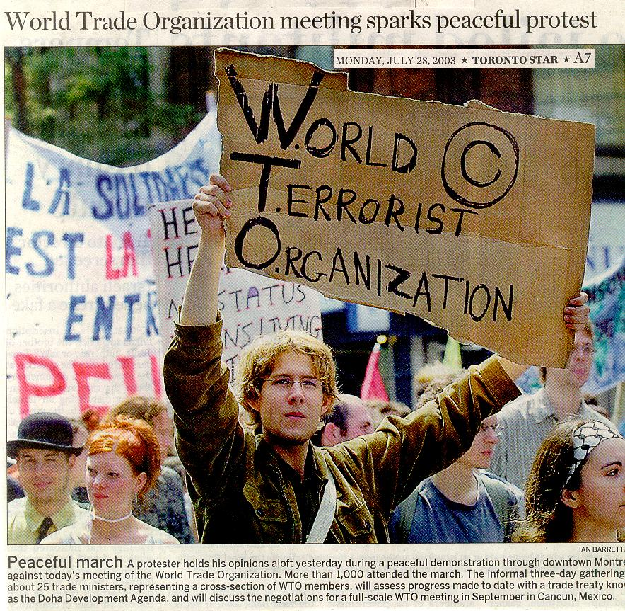 WTO Special Page, witiger.com