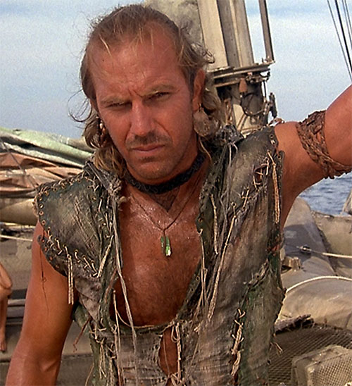 Waterworld - Kevin Costner - Mariner - Character profile ...