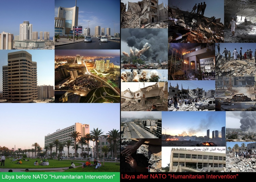 The War on Libya – There Was No Evidence   Wrong Kind of Green