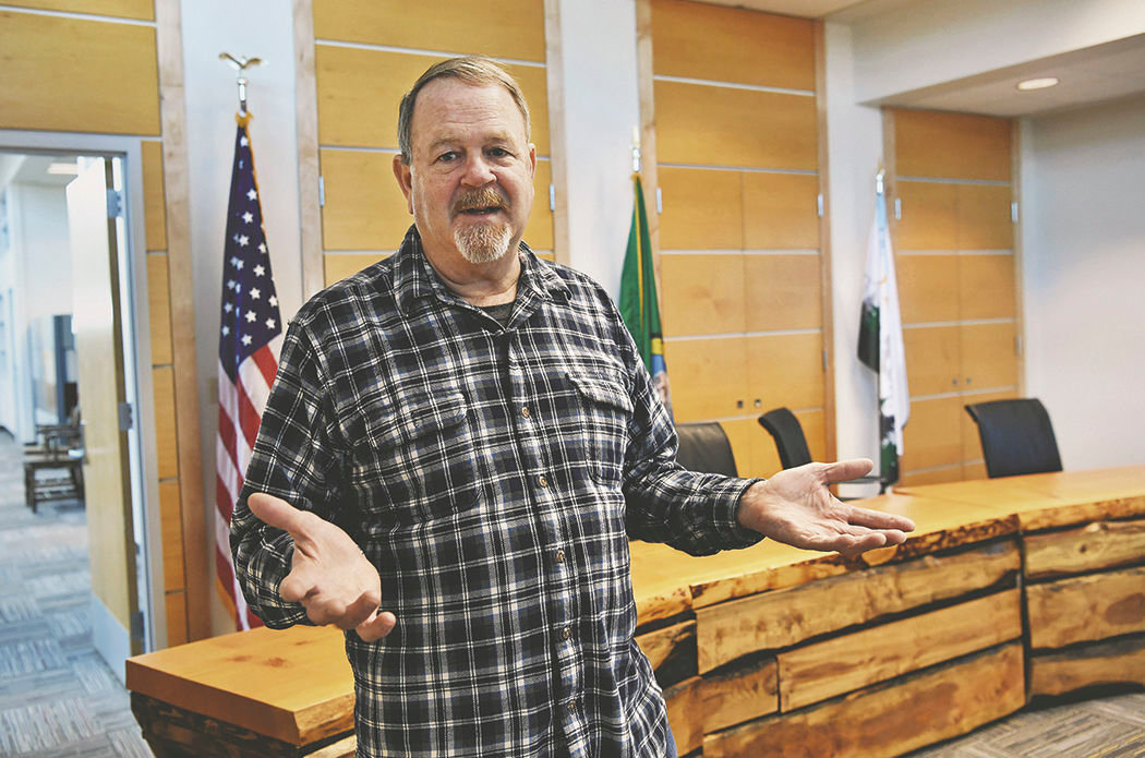 Yelm Mayor JW Foster Won't Seek Another Term | Nisqually Valley News